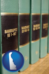 delaware bankruptcy law books