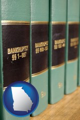 georgia bankruptcy law books