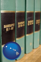 hawaii bankruptcy law books