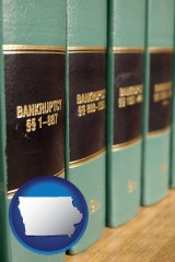 iowa bankruptcy law books