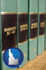 idaho bankruptcy law books