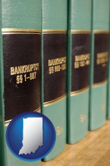 indiana bankruptcy law books