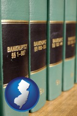 new-jersey bankruptcy law books