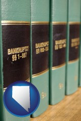 nevada bankruptcy law books