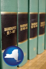 new-york bankruptcy law books