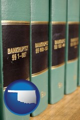 oklahoma bankruptcy law books