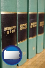 pennsylvania bankruptcy law books