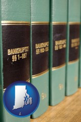 rhode-island bankruptcy law books