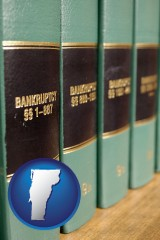 vermont bankruptcy law books