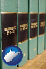west-virginia bankruptcy law books