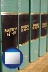 wyoming bankruptcy law books