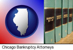 Chicago, Illinois - bankruptcy law books