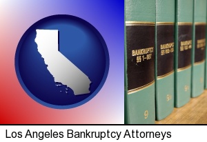 bankruptcy law books in Los Angeles, CA