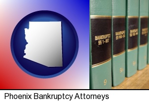 bankruptcy law books in Phoenix, AZ